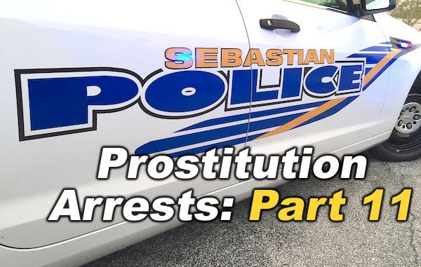 More arrests in connection to a prostitution ring at massage spas and parlors in Sebastian and Vero Beach, Florida.