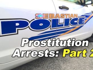 Massage parlor arrests connected to prostitution in Sebastian and Vero Beach, Florida.