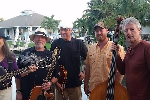 Southern Vine Band is set to perform at Riverview Park in Sebastian, Florida.
