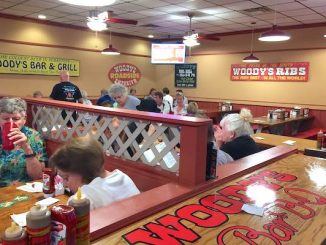 Woody's BBQ Sebastian offers great trivia on Monday and Tuesday nights.