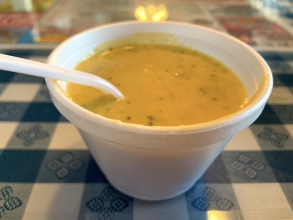 Chicago Broccoli Cheddar Soup