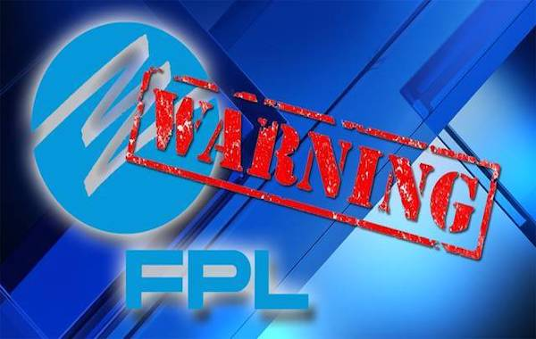 Vero Beach businesses targeted in FPL Scam.