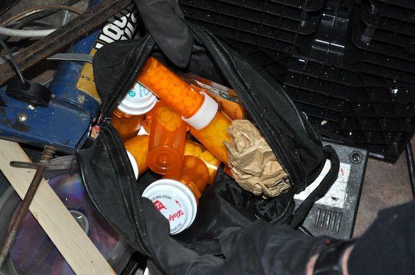 Gifford Drug Bust