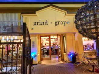 Grind and Grape in Vero Beach, Florida.
