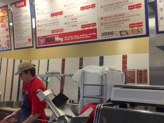 Win two meals from Jersey Mike's through Sebastian Daily.