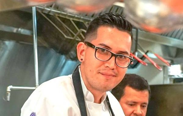 Alfredo Arce wins Vero Top Chef.