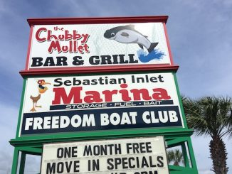There's a plan to build a new Tiki Bar next to Chubby Mullet at the Sebastian Inlet Marine in Micco, Florida.