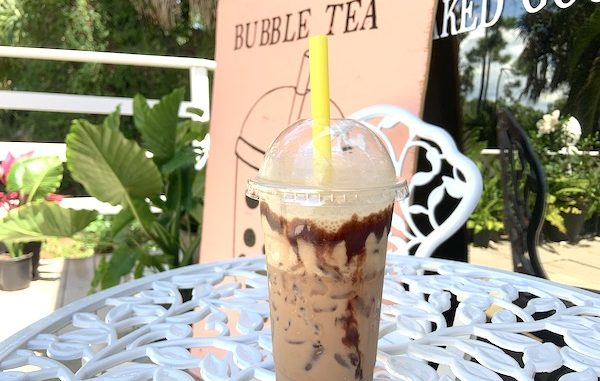 Bubble House serves teas and coffees in Sebastian, Florida.
