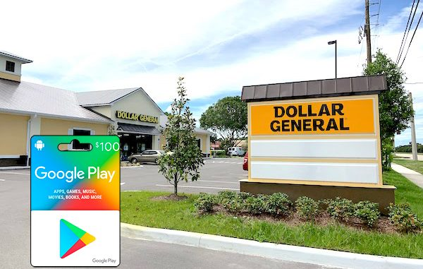 Dollar General cashier stops a sale of a Google Play gift card to save a woman from a scam in Sebastian, Florida.