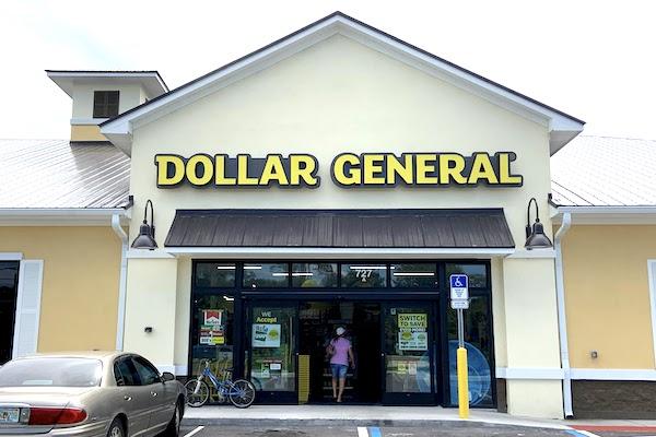 Dollar General is located at 9200 Sebastian Blvd in Sebastian, Florida.