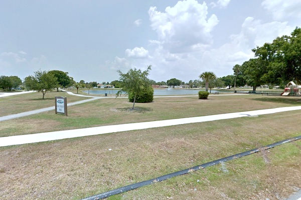 Easy Street Park in Sebastian, Florida.
