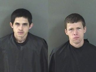 Two men attempted to steal Samsung Galaxy Tablets from Sebastian Walmart.