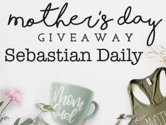Mother's Day Giveaway in Sebastian, Florida.