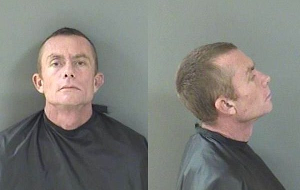 Shawn Joseph Brown, 43, of Sebastian, arrested for two counts of burglary.