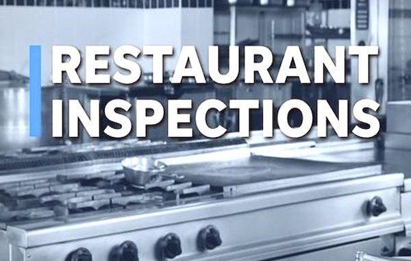 Restaurant health inspections so far in April in Sebastian, Florida.