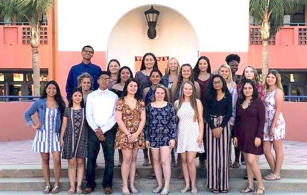 Sebastian River High School students are now Certified Nursing Assistants.