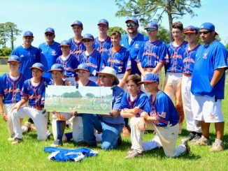 Sebastian River Middle School wins baseball tournament.