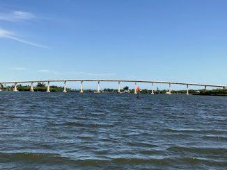 Weekend outlook in Sebastian, Florida.