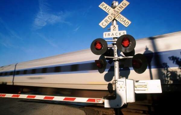 Barefoot Bay railroad tracks being upgraded in Micco, Florida.