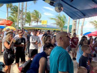 2019 Central Florida Shootout winners at Capt. Hirams in Sebastian, Florida.