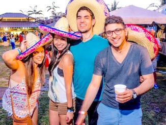 Cinco de Mayo celebrations in Sebastian, Florida.