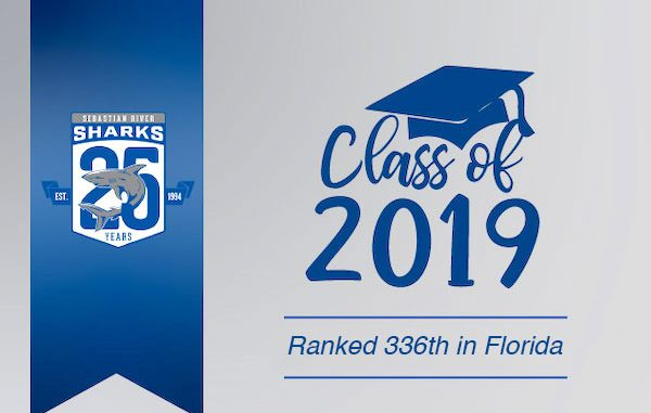 Sebastian River High School ranked 336th in Florida.