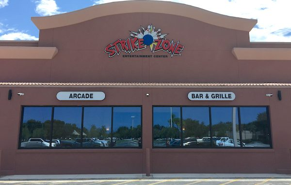 Strike Zone Entertainment Center goes up for Sale in Sebastian, Florida.
