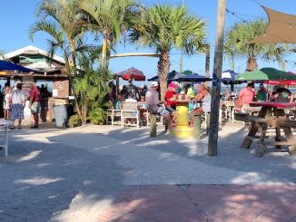 Weekend events and live music in Sebastian, Florida.