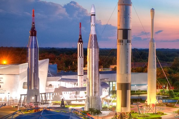 Kennedy Space Center Offers Florida Residents Summer Discounts