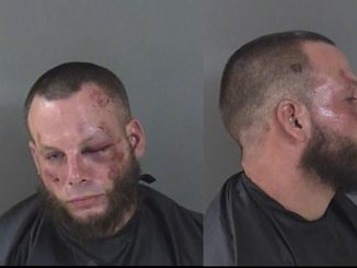 Intoxicated man arrested in Vero Beach, Florida.