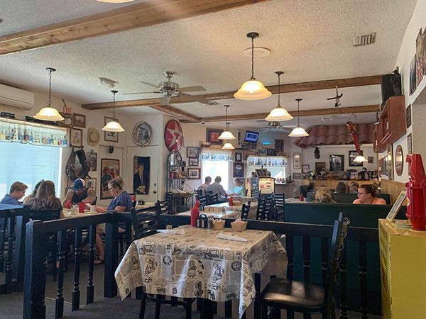 Sebastian Roadside Restaurant