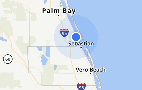 Sebastian Weather Radar