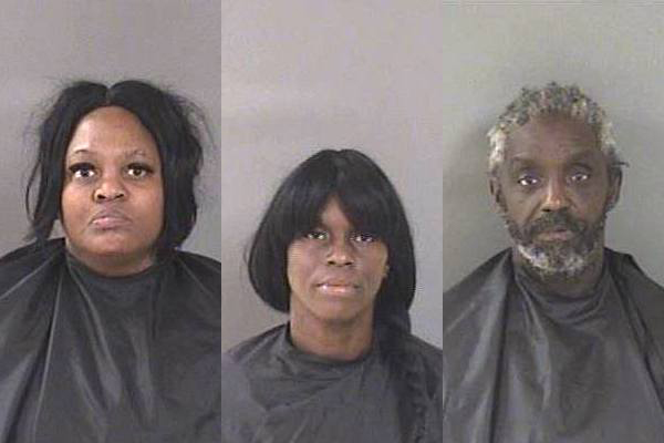Three members of a theft ring were arrested at Walgreens in Sebastian, Florida.