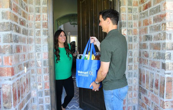 Walmart set to delivery groceries at homes this fall in Vero Beach, Florida.