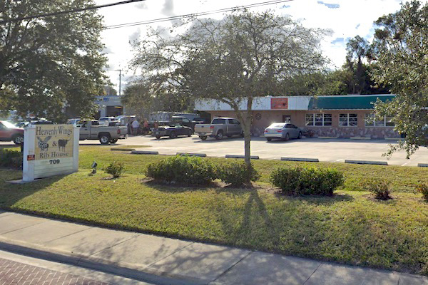 heavenly Wings to reopen as Smokey's Place in Sebastian, Florida.
