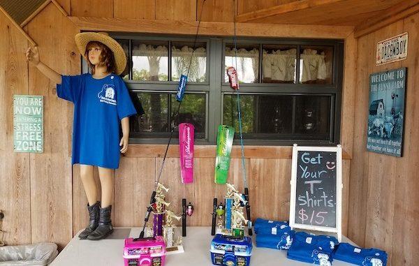 LaPorte Farms Kid's Fishing Tournament
