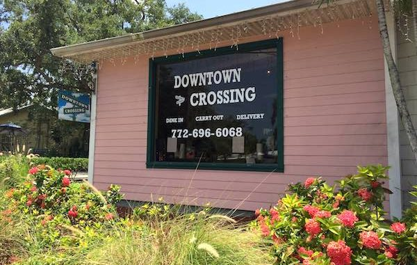 Downtown Crossing shut down temporarily by health inspector in Sebastian, Florida.