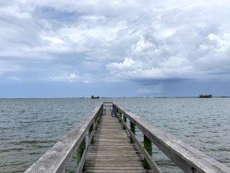 Rain this weekend in Sebastian, Florida.
