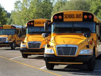 Indian River County School Buses.