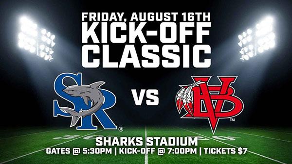 Sebastian Sharks Kick-off classic