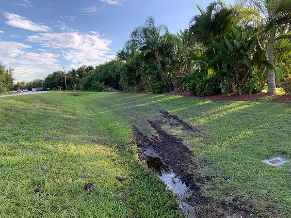 Roseland Road Crash in Sebastian, Florida.