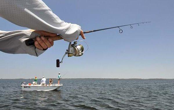 Saltwater License-Free Fishing in Sebastian, Florida.