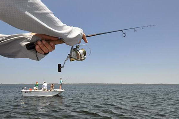 Saltwater License-Free Fishing in Sebastian, Florida.