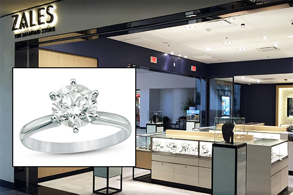 Woman Steals 14k Diamond Ring From Zales In Vero Beach Sebastian Daily