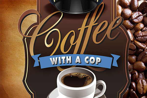 Coffee with a Cop at McDonald's in Roseland, Florida.