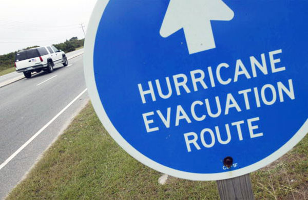 Hurricane Dorian shelters and evacuations in Indian River County, Florida.