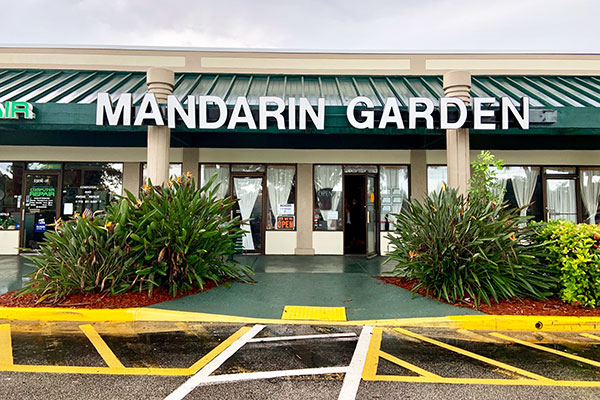 Mandarin Garden was shut down twice during the past month in Sebastian, Florida.