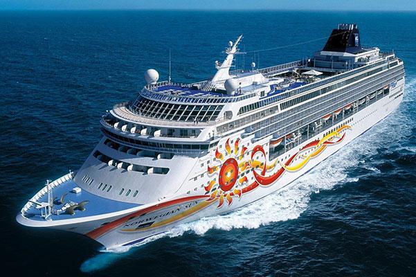 Norwegian Sun cruise with Sebastian Daily.