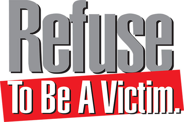 Refuse To Be A Victim seminar by the Sebastian Police Department.