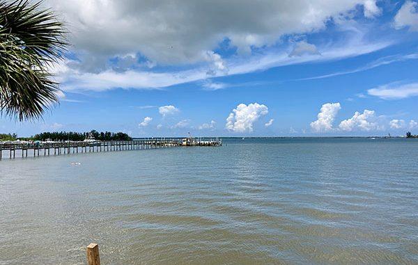 Weekend weather in Sebastian, Florida.